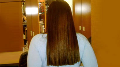 Giovanni And Hair Extension 80